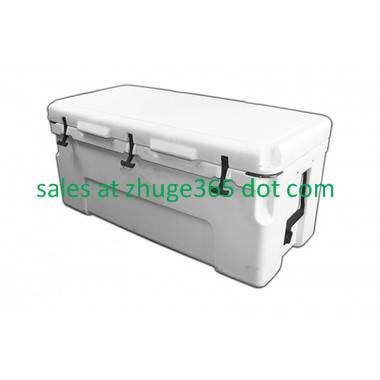 Newest 100Liter Marine White Ice Bin | Cooler Box for Hunting
