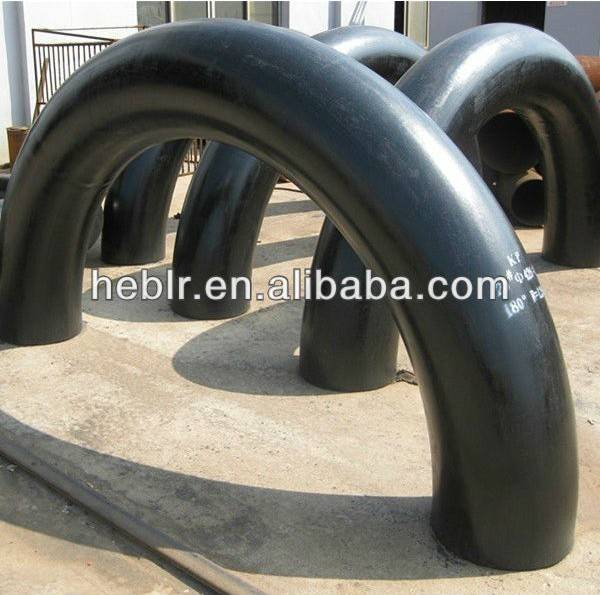 ASME carbon steel pipe 5D bend