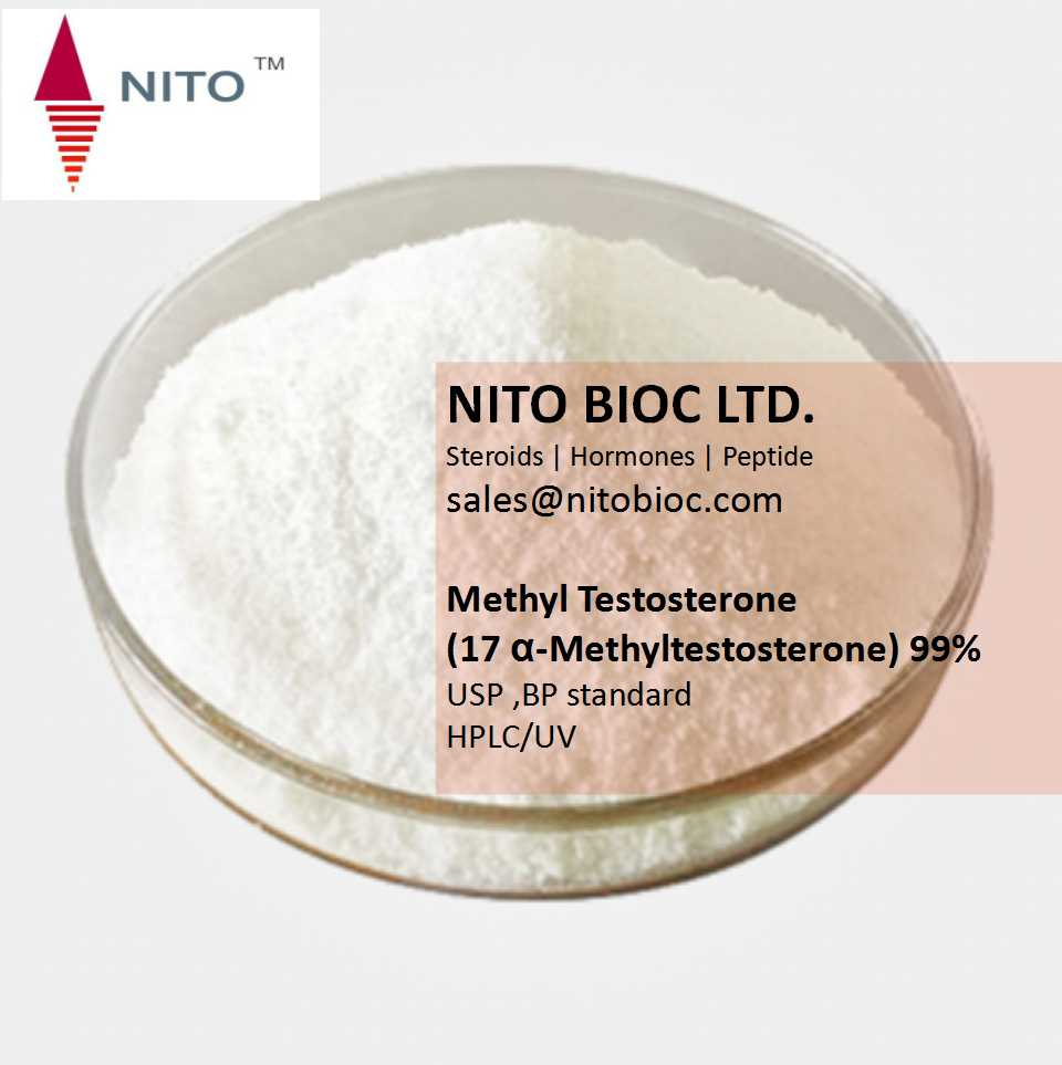 Nito Strong Steroid Powder: Methyl Testosterone (17 alpha-Methyltestosterone)