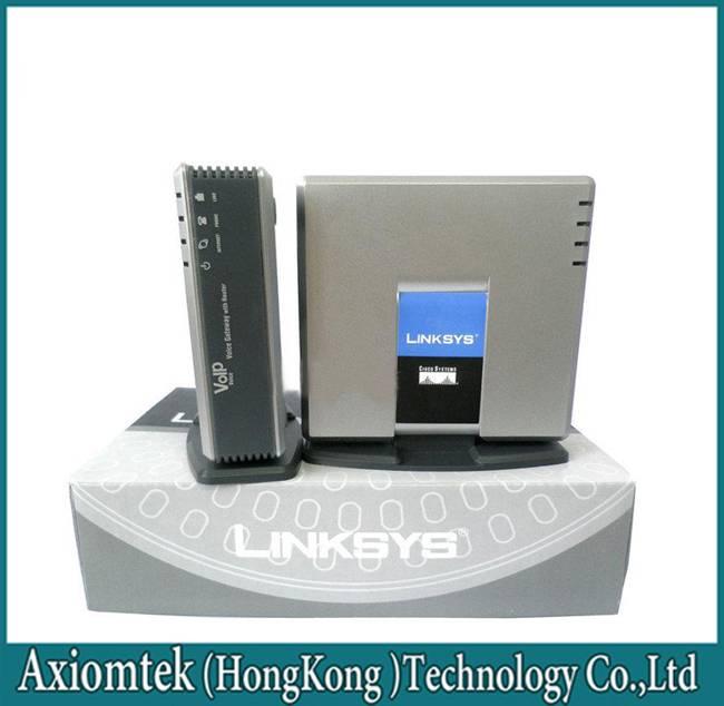 Unlocked Cisco Linksys SPA3102