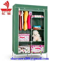 Wholesale personalized portable wardrobe bedroom furniture