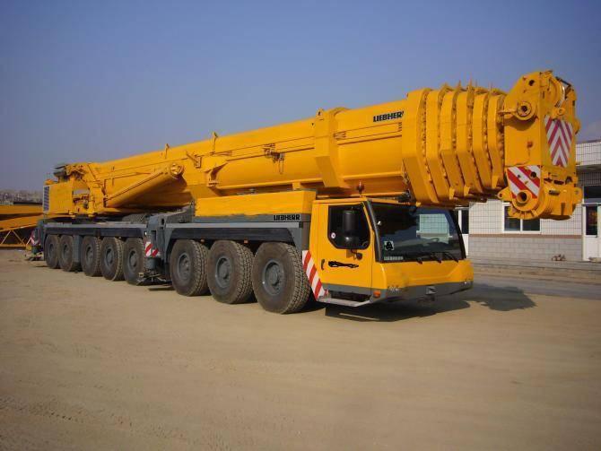 Used crane Liebherr ltm 1500,liebherr used crane ltm1500,used mobile crane