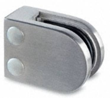 DGC022 stainless steel glass clamp / clip