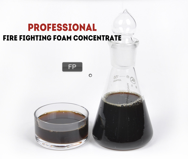 FluoroProtein (FP) Fire Fighting Foam Concentrate C6 foam 3%/6%
