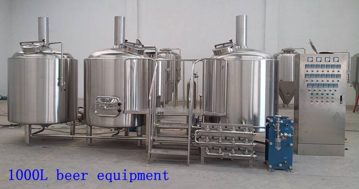 High demand products of beer brewing equipment