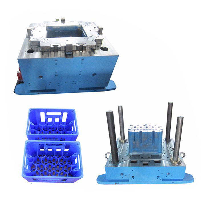 pp crate mould