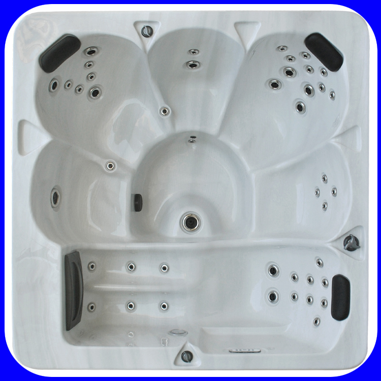 European market Hot Sale Outdoor Spa Bath