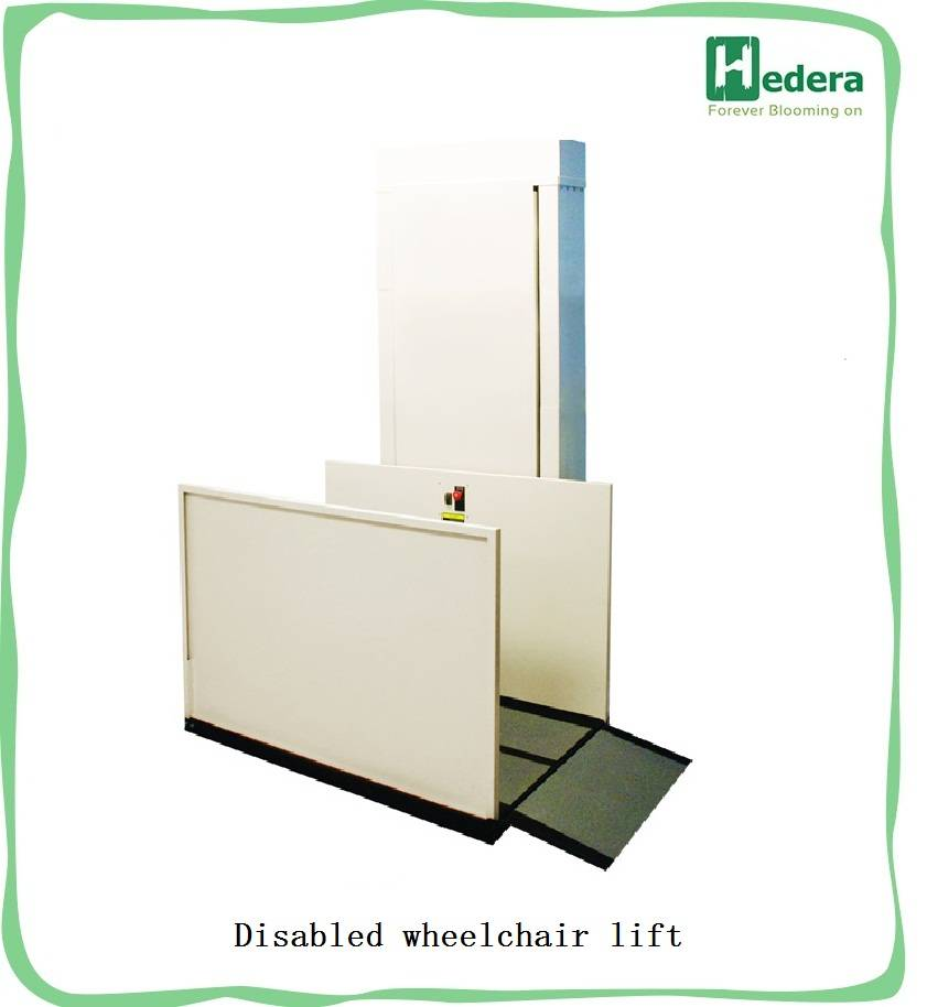 3.0m electric hydraulic disable wheelchair lift