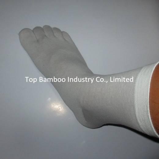 Hemp toe socks