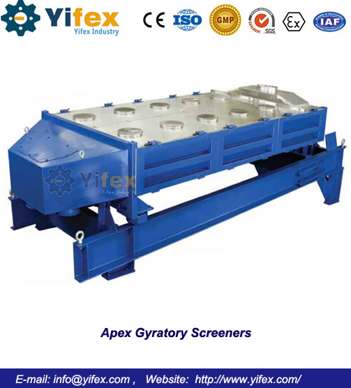 Apex Gyratory Screeners