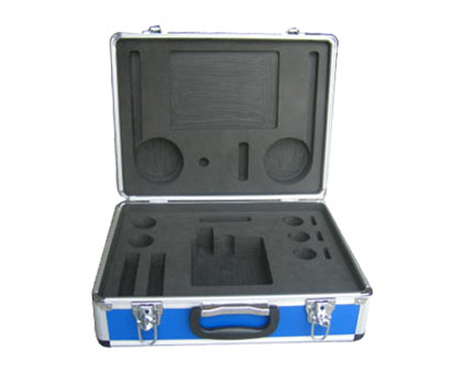 Lab Packing Case with Die-cut Foam
