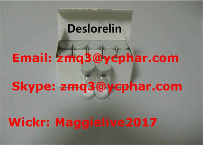 Deslorelin Acetate Human Growth Hormone Peptide Polypeptide 20mg CAS 57773-65-5