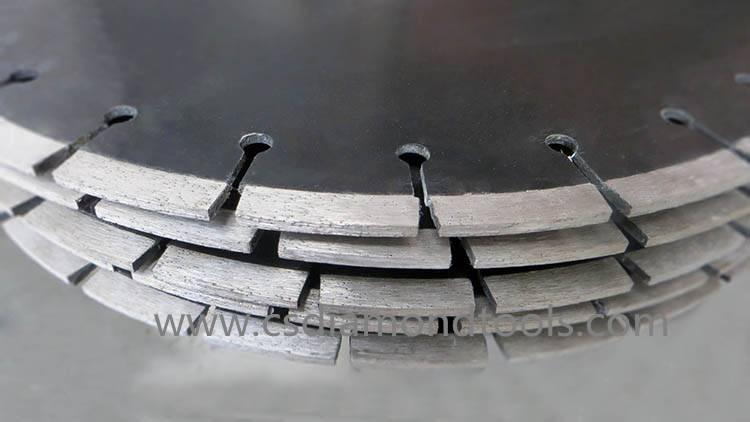 customizable granite cutting saw blade stone diamond blade clean edge long life