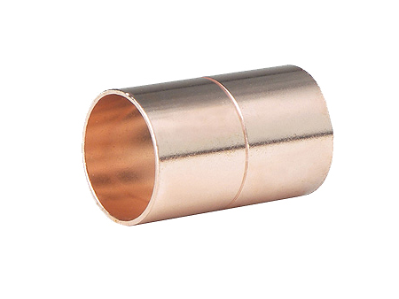 Copper Rolled Stop Coupling