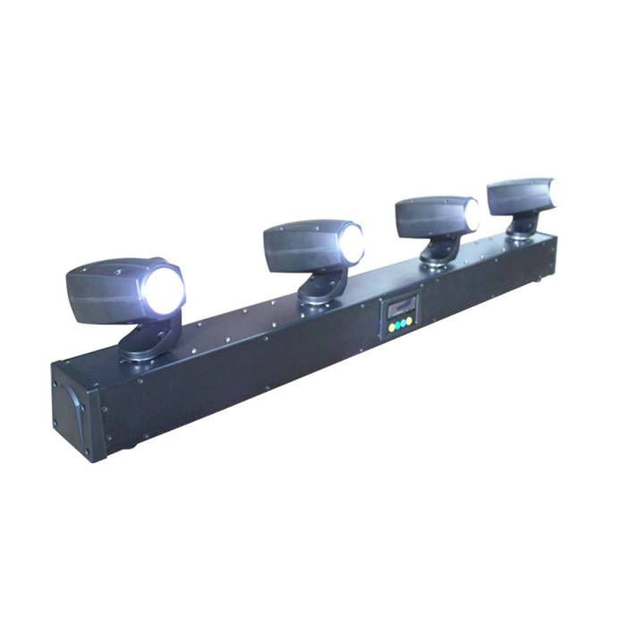 LED lighting Top New Arrival Stage Lighting 4 Heads New Led Moving Head Beam Light for dj for disco