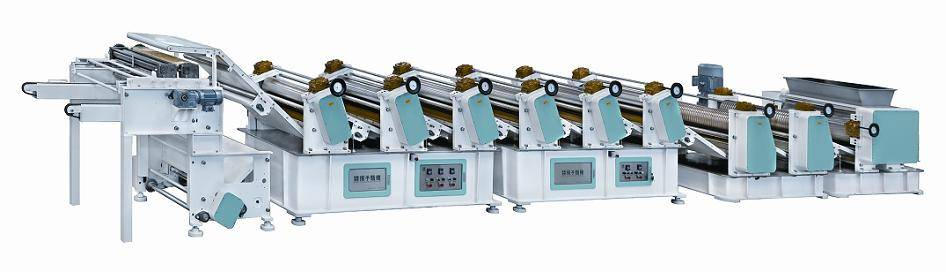 MT9-1000 Dried stick noodle production line