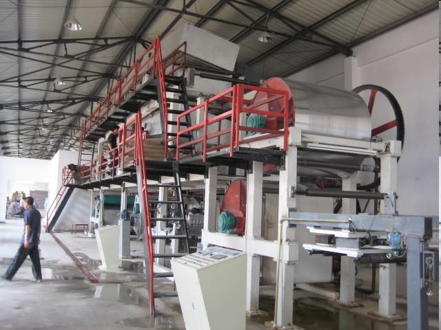 1400/230 thermal paper coating machine,