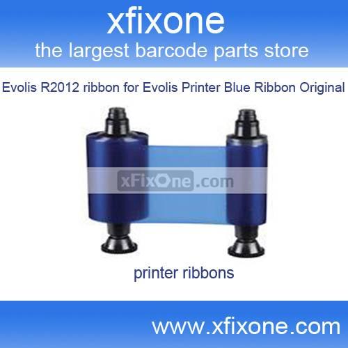 High Quality Evolis R2012 ribbon for Evolis Printer Blue Ribbon Original From Xfixone Store