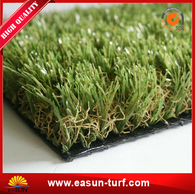 Natural cheap artificial grass carpet for garden-AL