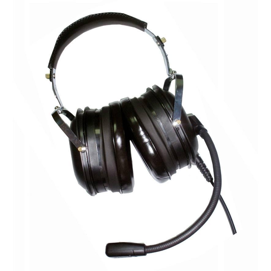 Two way radio headset PTE-750