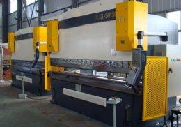 WC67Y Series Hydraulic Plate Bending Machine