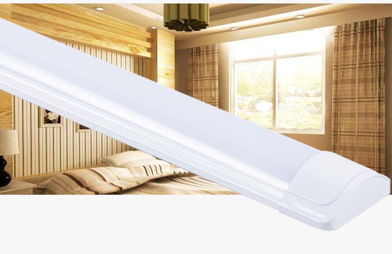High Power 20W LED Tube Light 220V 600mm 60cm 2FT T5 T8 Tube Bar Bulbs Wall Lamp Lights Replace Fluo