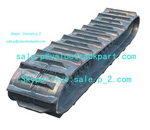 KUBOTA Agricultural Undercarriage Parts Rubber Track for Combine Harvester
