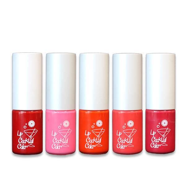 2016 Korean Cosmetic Baresio - Lip Cocktail Color