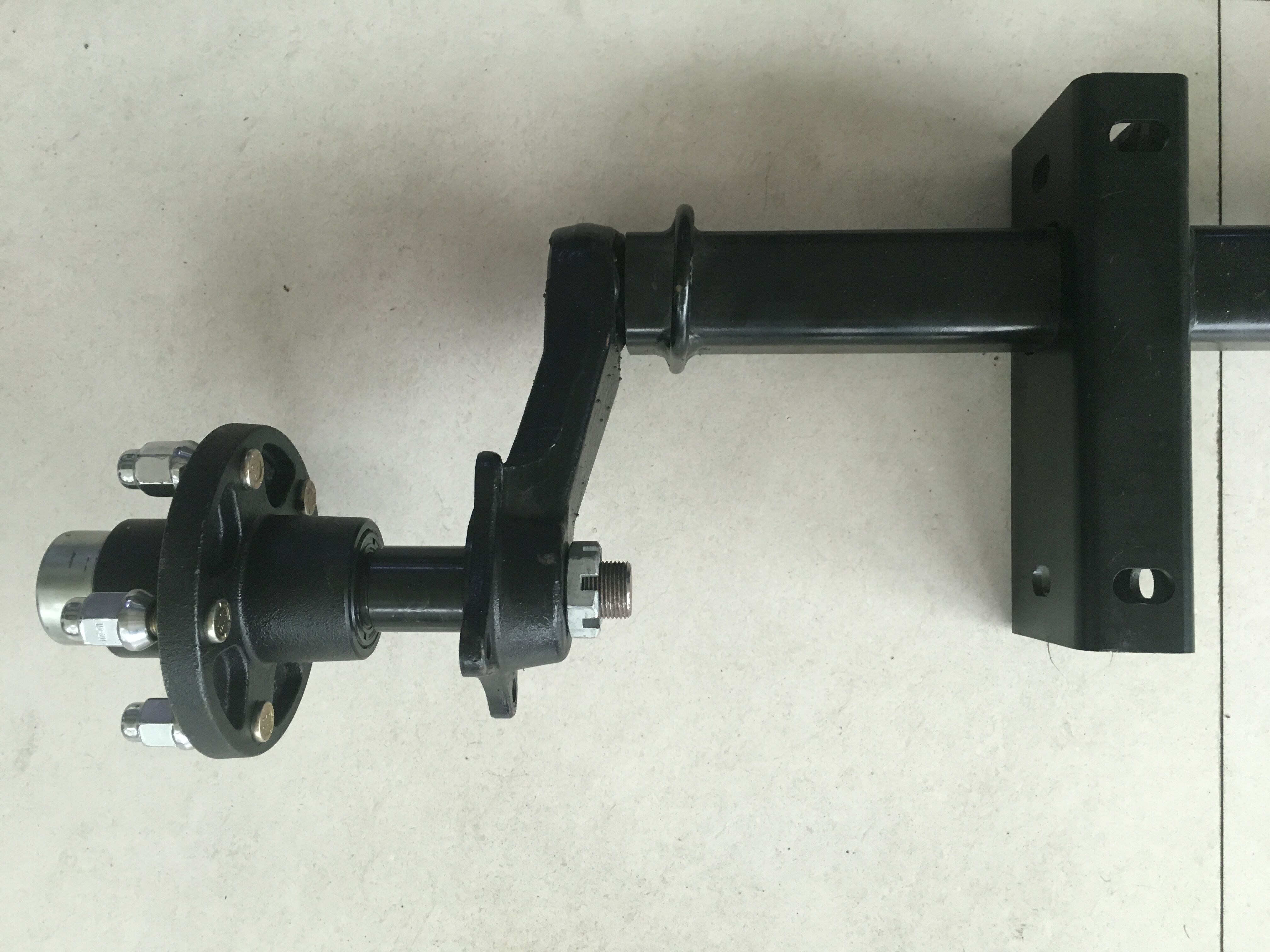 USA OEM torsion axle for trailer factory