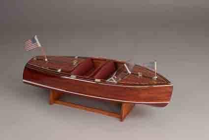 ship model --Barreback