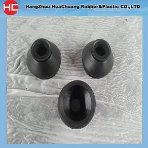 Supply molded rubber dust cover