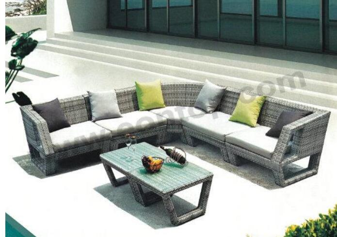 2018 hot rattan sofa sets