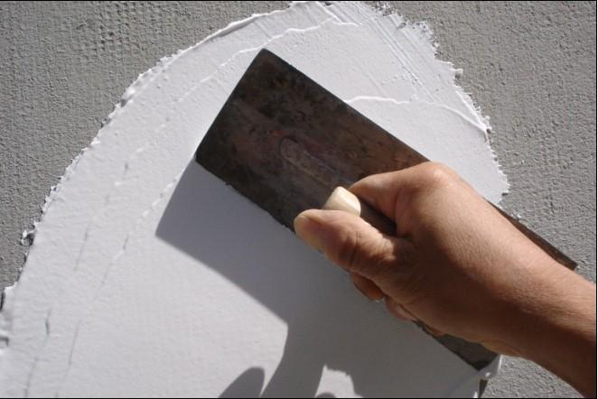 Putty paint White putty powder