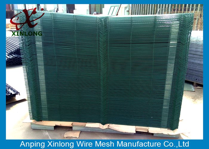 Sightseeing Zone 4.5mm Fashionable Design 3D Wire Mesh Fence