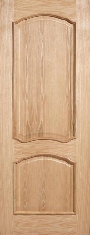 Engineered Oak Wooden Door