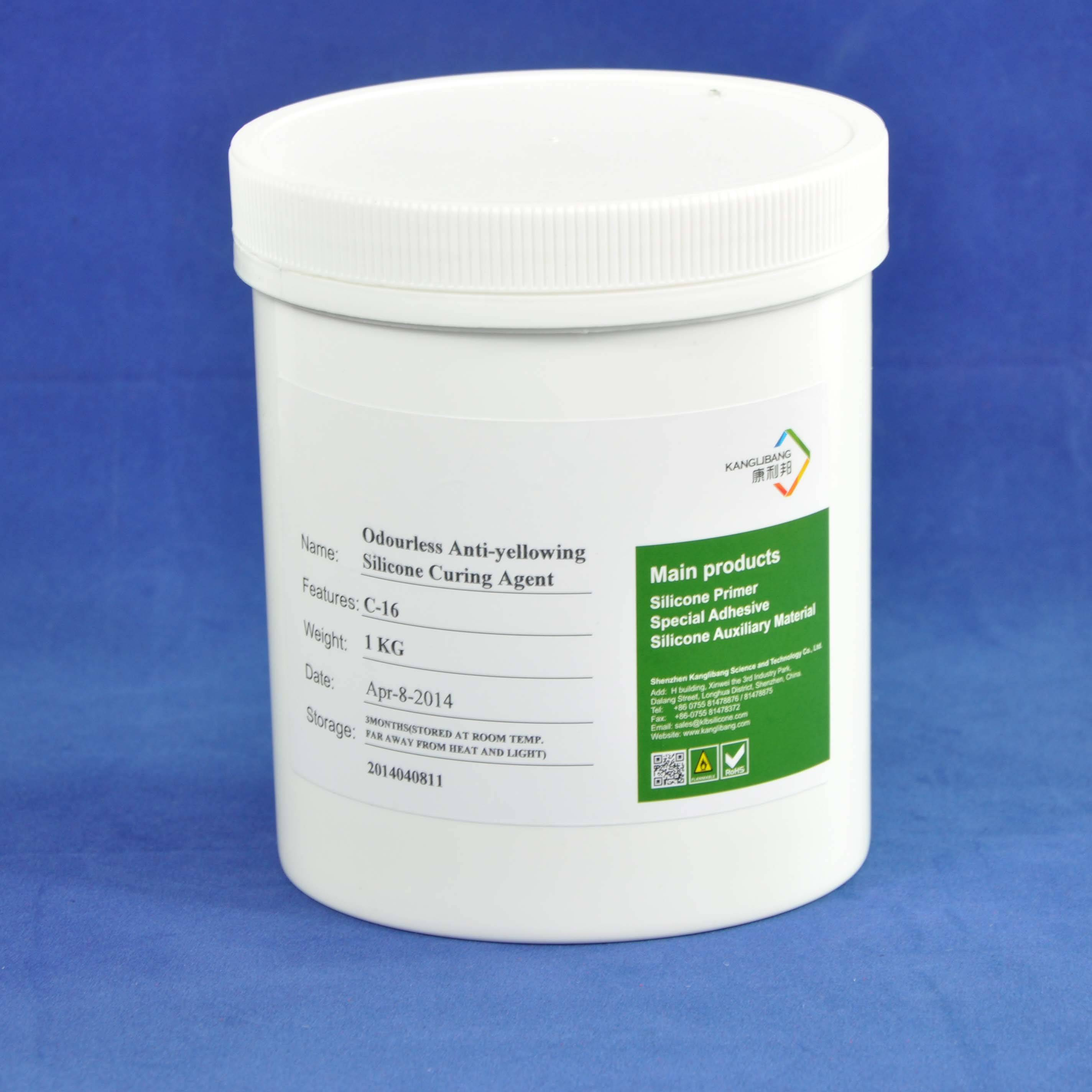 Silicone Catalyst For HTV Silicone Rubber