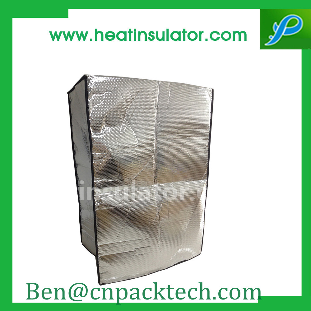 Shockproof Insulated Pallet Covers With Heat Reflection Sound Insulation