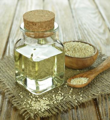 Refined and Crude natural-sesame-oil