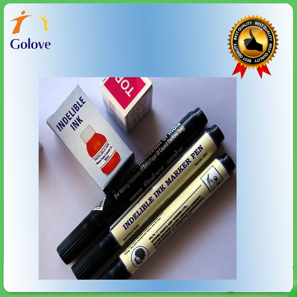 Cheap color permanent marker ink pen