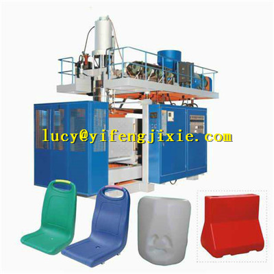 fast shipping large output blow molding machinery