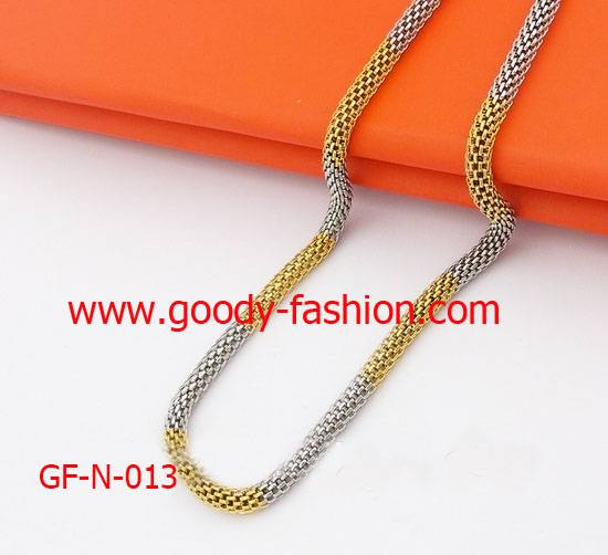 fashion stainless steel corn chain for necklace