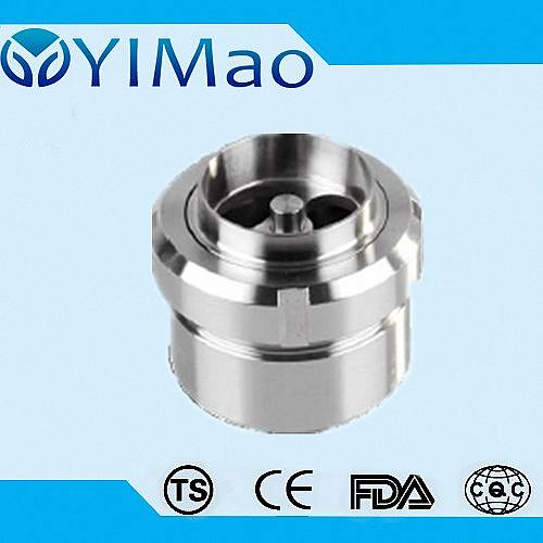 Sanitary Union check valve,stainless steel sanitary check valve,sanitary swing check valve