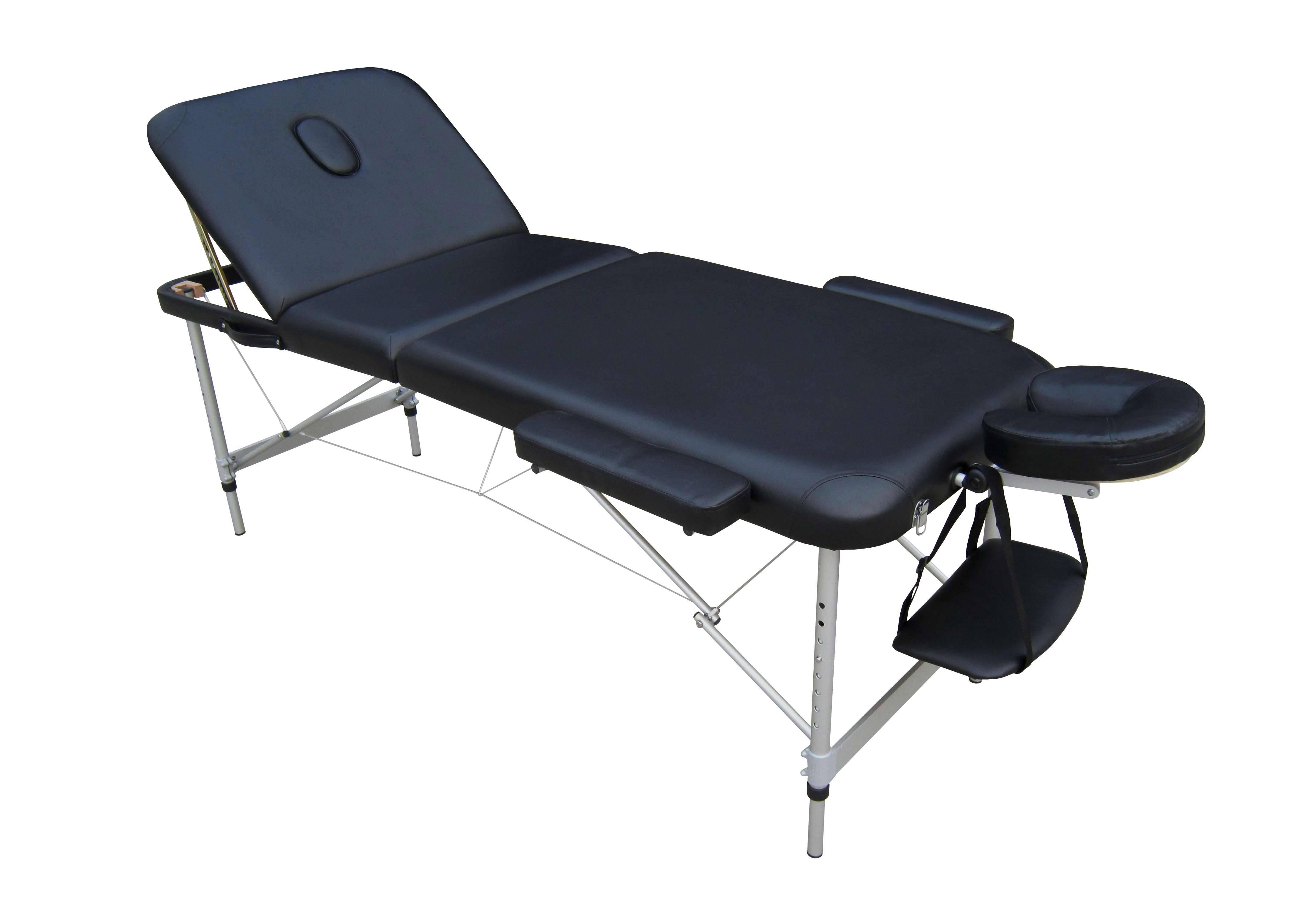 Aluminum massage table/ Massage bed/ Portable massage table/ Lightweight massage table/ folding mass