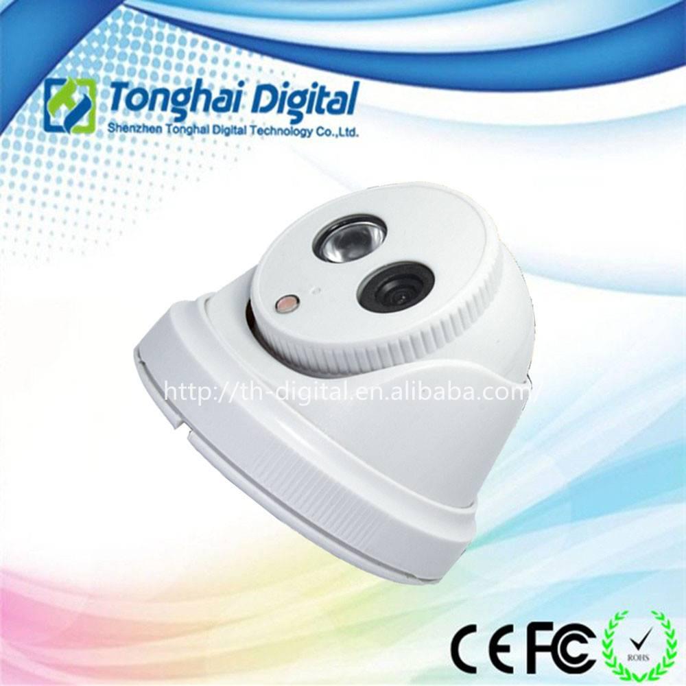 Color  1/4 CMOS 700TVL micro dome camera
