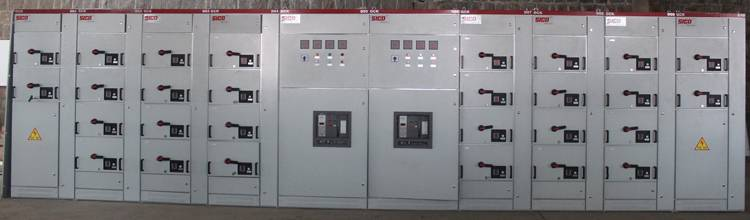 low voltage distribution board panels