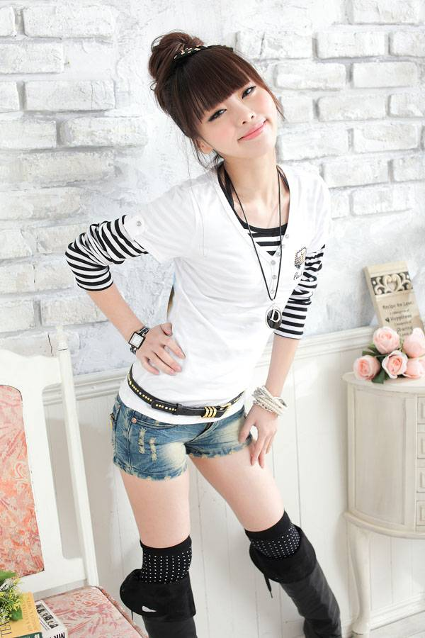 T-shirt koreanjapanclothing.com korean japan clothing fashion wholesale apparel online asian fashion