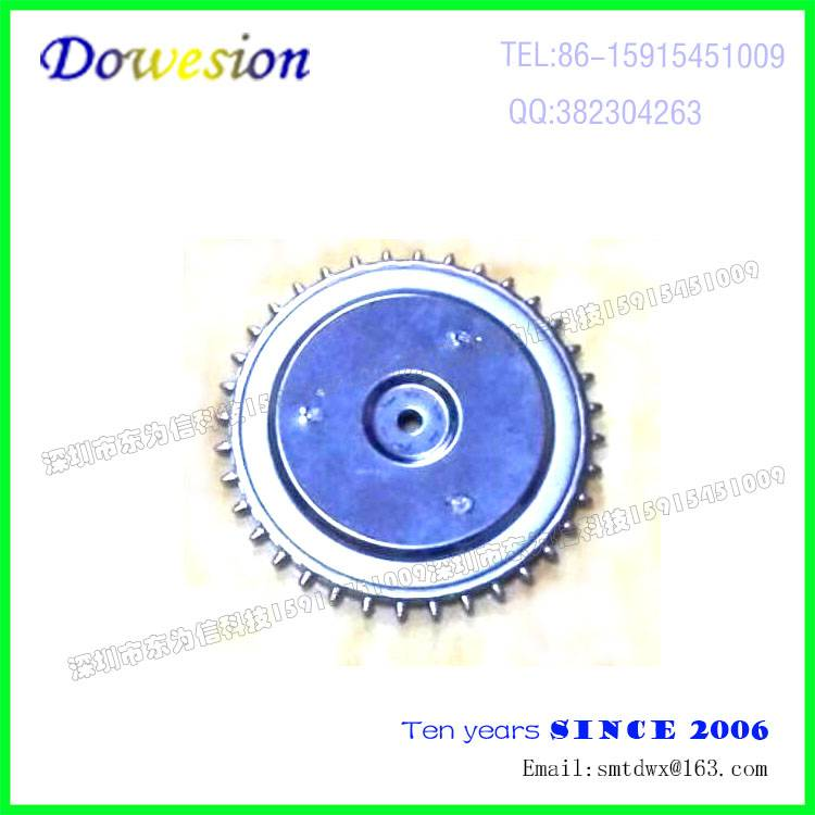 DWX KHJ-MC131-00 SPROCKET ASSY. YAMAHA SS FEEDER PARTS