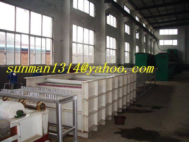 High Carbon Heating and Phosphating Machine
