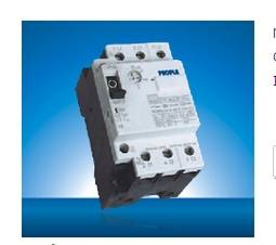 P3UV Motor Protection Circuit Breaker