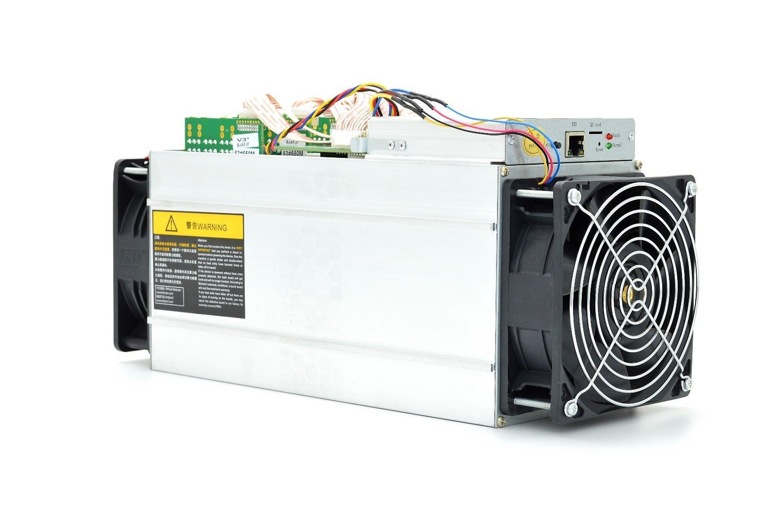 New Bitmain Antminer S9 14TH/s with APW+3 Power Supply In Stock